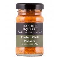 Random Harvest Fireball Chilli Mustard